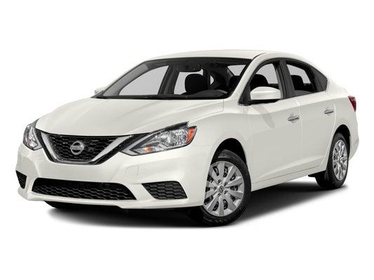 2016 Nissan Sentra Sv >> 2016 Nissan Sentra Sv Sedan In Chesapeake Va Norfolk Nissan