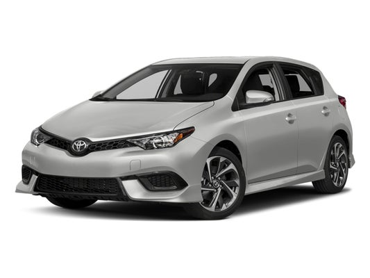 2017 Toyota Corolla Im Base In Chesapeake Va Priority Infiniti Of Greenbrier