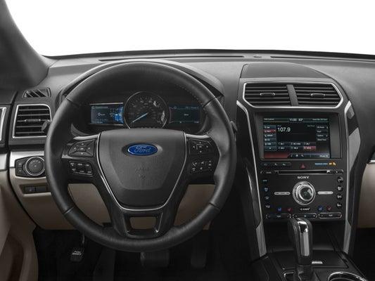 Ford Explorer Limited >> 2016 Ford Explorer Limited