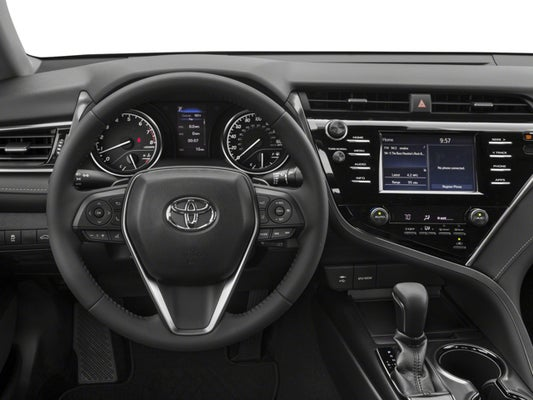 2018 Toyota Camry Le >> 2018 Toyota Camry Le