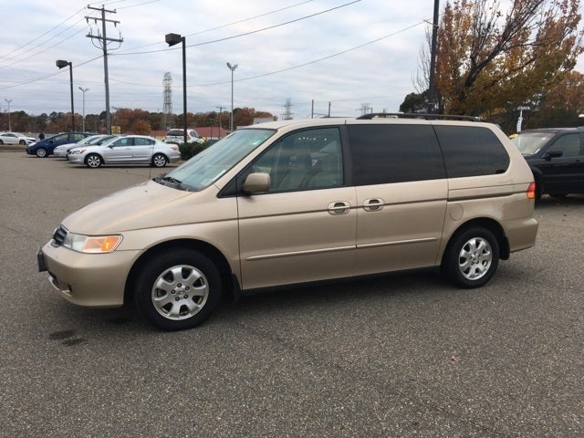 2002 Honda Odyssey Ex In Chesapeake Va Priority Infiniti Of Greenbrier