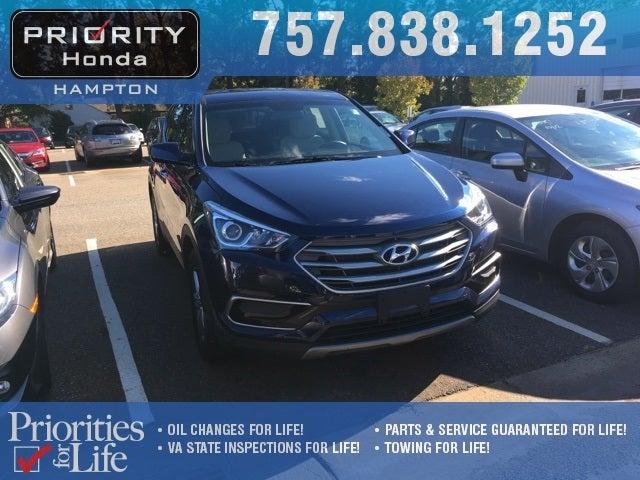 2017 Hyundai Santa Fe Sport 2 4 Base In Chesapeake Va Norfolk